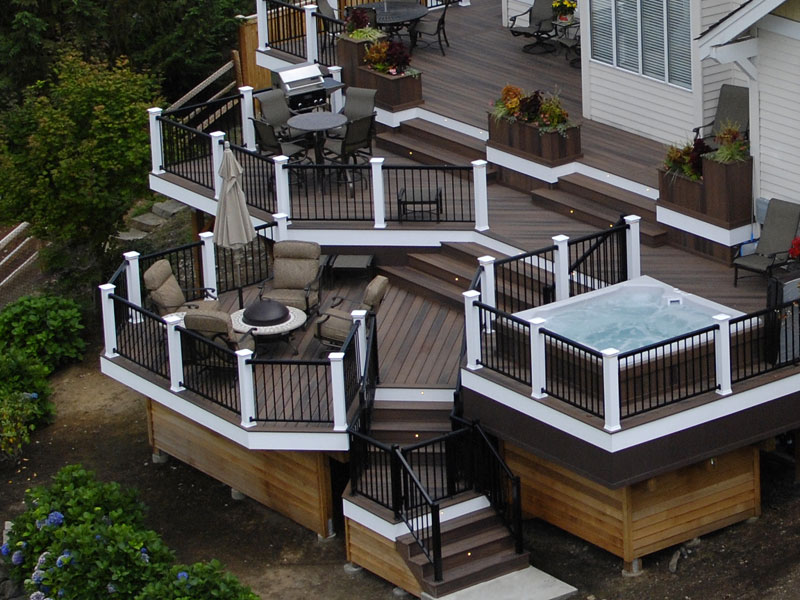 Decking Products Image