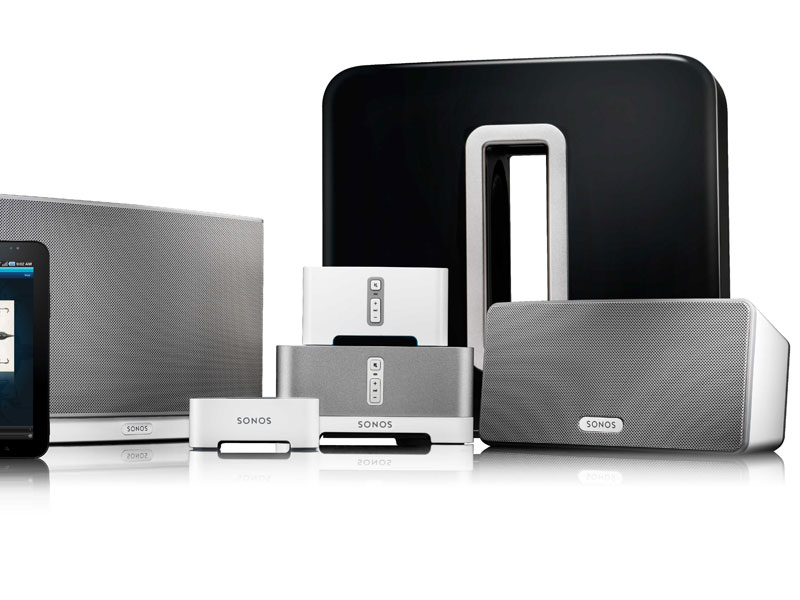 Sonos Products Image